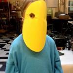 Masker eenoog